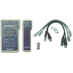 NETfinder Pro3 test Sequences, Tone Generator, Portfinder - Part Number: 30D1-56654T