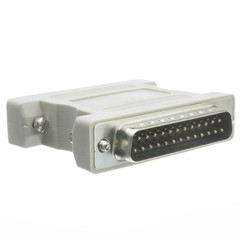 DB25 Port Saver / Coupler, DB25 Male to DB25 Female - Part Number: 30D3-21200