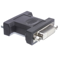 DVI-I Coupler / Gender Changer, DVI-I Female - Part Number: 30DV-00410