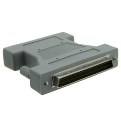 External SCSI Adapter, HPDB68 (Half Pitch DB68) Male to HPDB50 (Half Pitch DB50) Female - Part Number: 30P2-26200