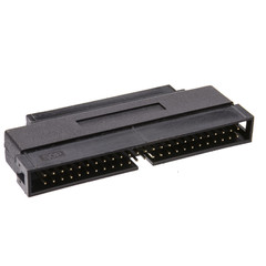 Internal SCSI Adapter, HPDB68 (Half Pitch DB68) Male to IDC 50 Male - Part Number: 30P2-28100