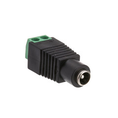 DC Female Power Plug to 2 Pin Terminal (Screw Down) Adapter - Part Number: 30W1-00210