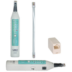 LANID Network Device and Link Verifier, Supports 10/100 Fast Ethernet - Part Number: 31D3-56655