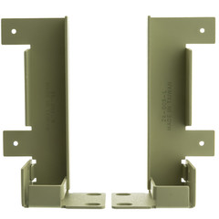 Rackmount Panel, 1U, 19 inch - Part Number: 41RA-1011