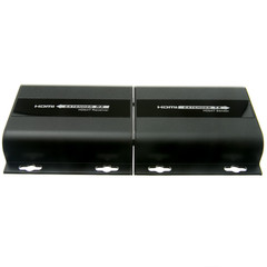 HDMI Extender over Local Network, 120 meter, IR return - Part Number: 41V3-26100