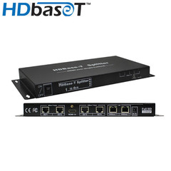 HDBaseT HDMI Splitter, 1x4, 4 way, 100 meter - Part Number: 42V3-14100