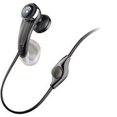 Plantronics Cell Phone Hands Free Headset Microphone - Part Number: 5002-10121
