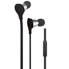 AT&T Jive Earbuds w/ Microphone, Black - Part Number: 5002-502BK