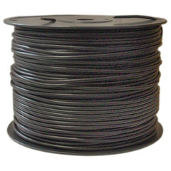 Shielded Bulk Microphone Cable, 22/2 (22 AWG 2 Conductor), Spool, 1000 foot - Part Number: 60M2-021TH