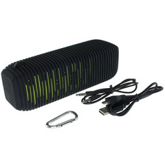 Water Resistant Bluetooth Speaker - Part Number: 60PS-40100