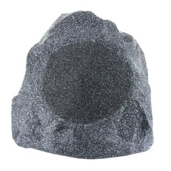 Indoor / Outdoor Rock Speaker - Rainproof - 6 1/2 inch speaker - Part Number: 60PS-61100