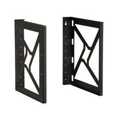 Wall Mount Rack, 12U - Part Number: 61R2-21212