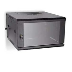 Rackmount Swing Out Wall Mount Cabinet, 6U - Part Number: 61C2-11106