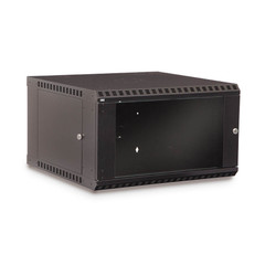 Rackmount Fixed Wall Mount Cabinet, 6U - Part Number: 61C2-11206