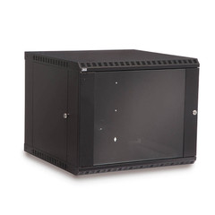 Rackmount Fixed Wall Mount Cabinet, 9U - Part Number: 61C2-11209