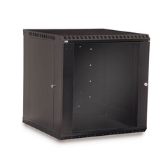 Rackmount Fixed Wall Mount Cabinet, 12U - Part Number: 61C2-11212