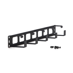 Rackmount 5X D Ring Cable Manager, 2U - Part Number: 61CR-04102