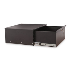 4U Rackmount Drawer, Depth 15.9 inches - Part Number: 61D2-11104