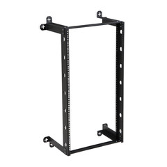 V Line Fixed Wall Rack, 21U - Part Number: 61R1-21221