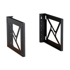 Wall Mount Rack, 8U - Part Number: 61R2-21208