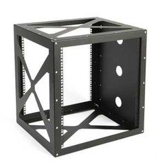 Side Mount Wall Rack, 12U - Part Number: 61R2-23212