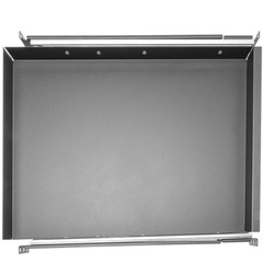 Rackmount Sliding Shelf, 19 inch Rack 20 inch deep - Part Number: 61S2-17101