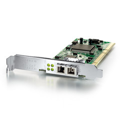 32/64Bit 1000SX Gigabit Ethernet Fiber Adapter PCI Card - Part Number: 71X6-00003