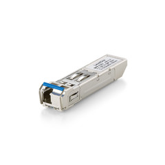 155 Mbps Single-mode BIDI SFP Transceiver (20 km, TX/RX over 1310/1550nm) - Part Number: 72X6-01114