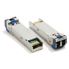 1.25 Gbps Single-mode SFP Transceiver (up to 10 km) - Part Number: 72X6-02102