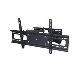 Articulating Arm TV Wall Mount for 37 to 70 inch Television - Part Number: 8212-13260BK