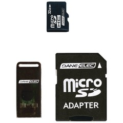 microSD Card, 32 GB - Part Number: 8401-32000