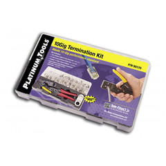 Platinum Tools 10Gig Termination Kit. - Part Number: 90170-1