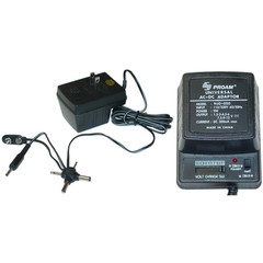 500mA Universal AC / DC Adapter, 9W - Part Number: 90D5-05000