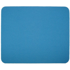Blue Mouse Pad 6mm (25.5 x 22cm) - Part Number: 90D5-5200BL