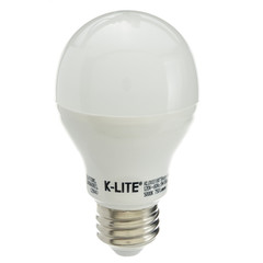 9 Watt (60W Equivalent) Warm White (3000K) A19 LED Light Bulb - Part Number: 90L2-30160
