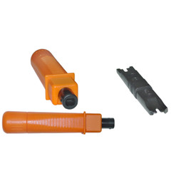 Punch Down Tool with Impact Adjustment, includes 110/88 Blade - Part Number: 91D3-30075
