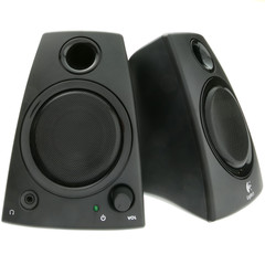 Logitech 980-000417 Z130 2.0 Speaker System - 5 W RMS - Part Number: 980-000417