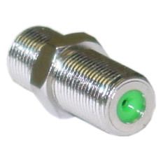 F-pin Coaxial Coupler, 3 GHz, F81, F-pin Female - Part Number: ASF-20059