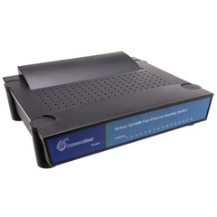 16 port Fast Ethernet Switch, 10/100 Mbps, Auto-Negotiation - Part Number: ES-3116P