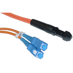 MTRJ / SC Cisco Fiber Cable, (CAB-MTRJ-SC-MM-1M) Cisco Cable 62.5/125 - Part Number: 10CO-30101