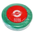 Security/Alarm Wire, Green, 22/2 (22AWG 2 Conductor), Stranded, CMR / Inwall rated, Coil Pack, 500 foot thumbnail
