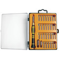 Platinum Tools Precision Screwdriver Set, 33 pc. thumbnail