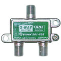 F-pin Coaxial Splitter, 2 way, 1 GHz 90 dB thumbnail