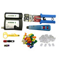 SOHO Network Tester and Tool Kit, 8 Pieces thumbnail