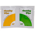 Anti Static Screen Cleaning Wipes, Dry and Wet Sheets (16 Sets) thumbnail
