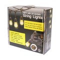 48ft Waterproof Outdoor String Light Cable E26 (Bulbs not included) thumbnail