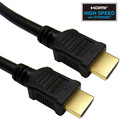 Plenum HDMI Cable, High Speed with Ethernet, CMP, 24 AWG, 25 foot thumbnail