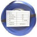Security/Alarm Wire, Blue, 22/4 (22AWG 4 Conductor), Solid, CMR / Inwall rated, Coil Pack, 500 foot thumbnail