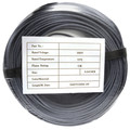 Security/Alarm Wire, Gray, 22/4 (22AWG 4 Conductor), Solid, CMR / Inwall rated, Coil Pack, 500 foot thumbnail