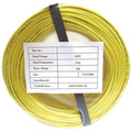 Security/Alarm Wire, Yellow, 22/4 (22AWG 4 Conductor), Solid, CMR / Inwall rated, Coil Pack, 500 foot thumbnail